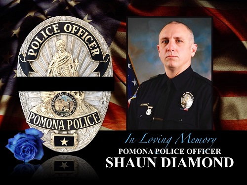 In loving memory of Shaun Diamond