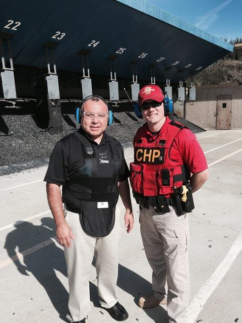 CHP Academy Tour | Official Website - Assemblymember Freddie