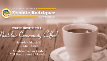 Community Coffee in Montclair
