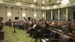 California Latino Caucus- Latino Spirit Awards Ceremony on the Assembly Floor