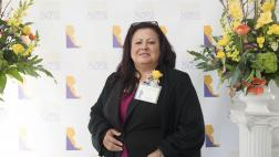 Maria Alonso at the State Capitol.